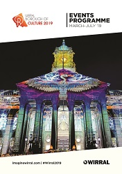 Wirral Borough of Culture Brochure