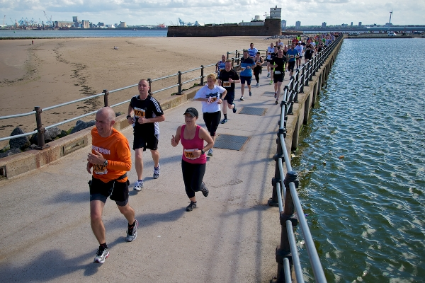 BTR Mersey Tunnel 10 K Wirral