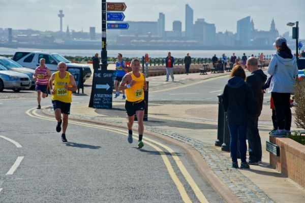 BTR Tunnel 10 K Wirral