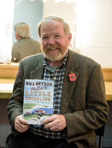 Bill Bryson Visits Birkenhead Park In His New Book Visit