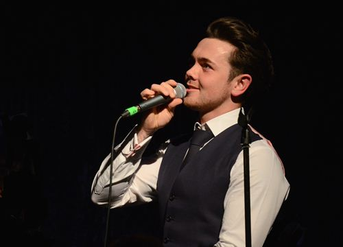 Ray Quinn at The Floral Pavilion Wirral