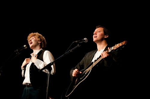 Simon and Garfunkel Story, Floral Pavilion, New Brighton