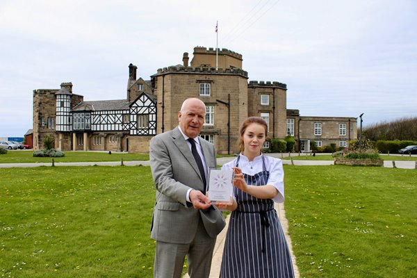 Wirral Young Chef 2017 Leasowe Castle