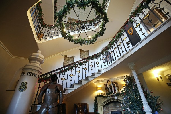 Leasowe Castle Christmas