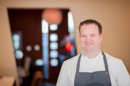 Marc Wilkinson at Fraiche, 8th in the Good Food Guide