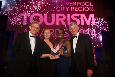 Mere Brook House win Merseyside Guest Accommodation of the Year 2014