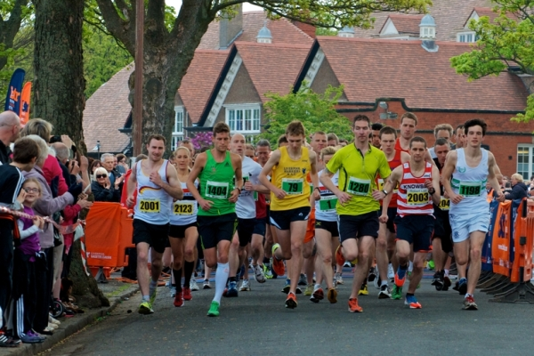 Port Sunlight 10 K Race