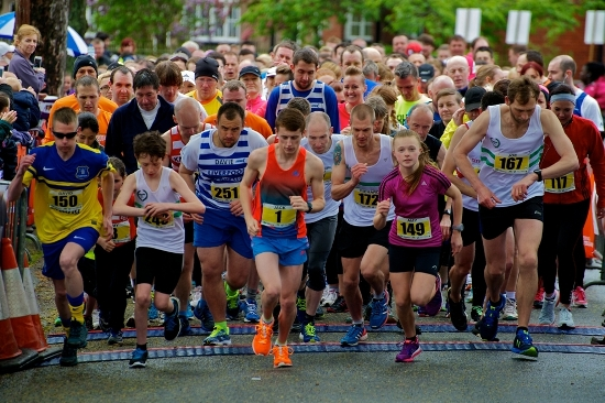 Port Sunlight Race 2014