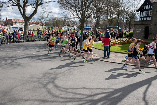 Port Sunlight Race Day Wirral