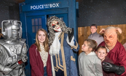 Celebrate 50 years of Doctor Who at Spaceport