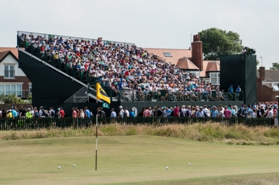 The Open 2014, Hoylake, Wirral