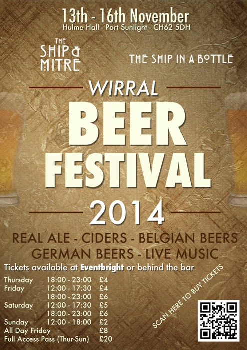 Wirral Beer Festival