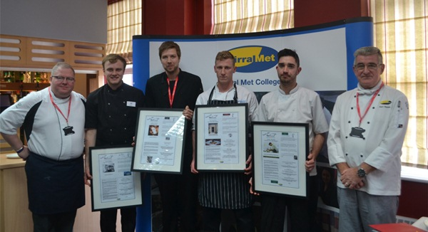 Wirral Young Chef of the Year