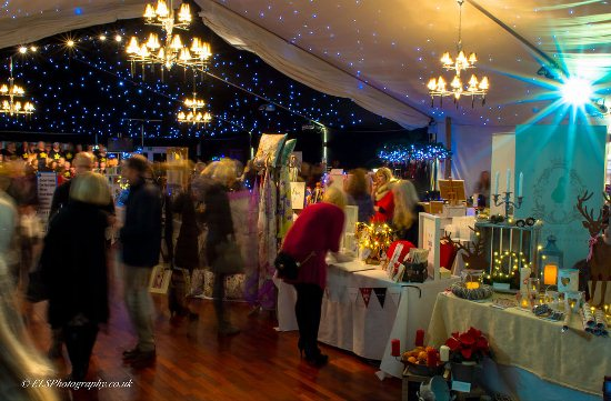 Fab Frost fair Wirral