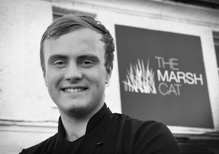 The  Marsh Cat, Wirral Young Chef competition