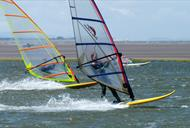 Watersports|Thrills and spills in Wirral