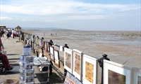 Art on the Prom Wirral Festival of Firsts