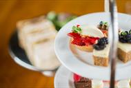 Afternoon Treats | Enjoy a tasty treat at Hillbark Hotel