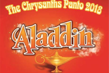 The Chrysanths Panto 2018 - Aladdin