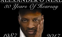 Alexander O'Neal - 30 Years of 'Hearsay'