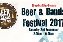 Beer and Bands Festival Birkenhead