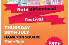 Be in Birkenhead Family Festival