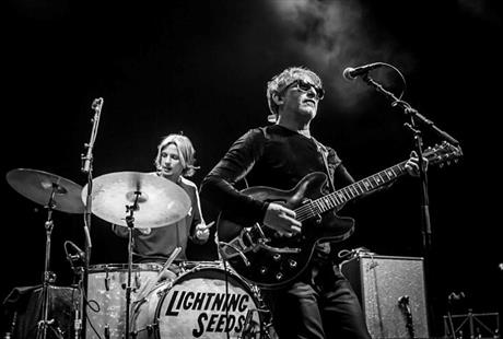 Lightning Seeds, The Christians & China Crisis