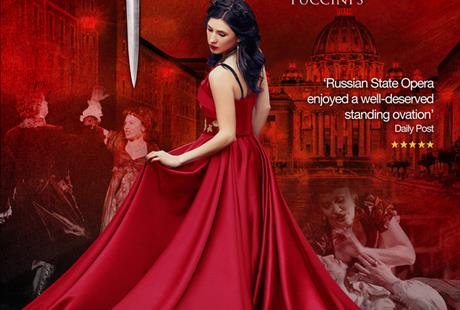 Russian State Opera presents Tosca