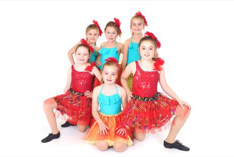 Irby Dance Studio - Let's Dance Around the World