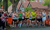 Port Sunlight 10k race