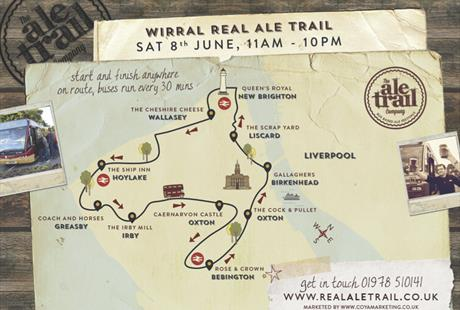 Wirral Real Ale Trail