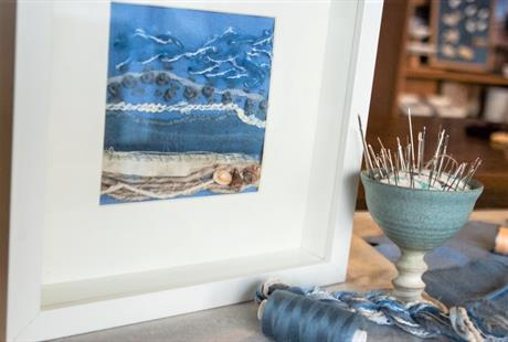 Stitched Seascape From Scratch