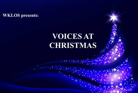WKLOS presents: Voices at Christmas
