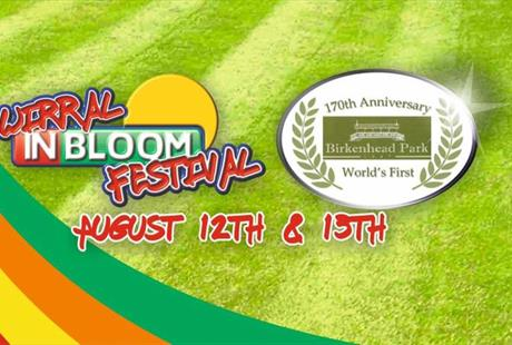 Wirral in Bloom Festival