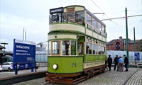 Wirral Transport Museum Tram