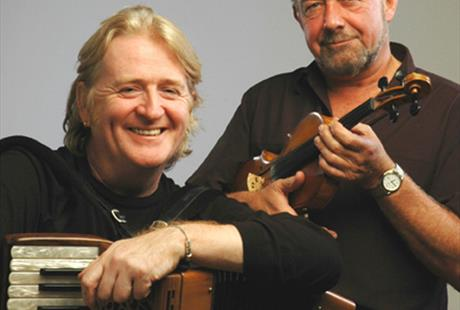 RESCHEDULED: Aly Bain & Phil Cunningham